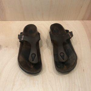 Birkenstock Girl's Gizeh Sandal